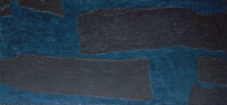 compositie 1959 blauw