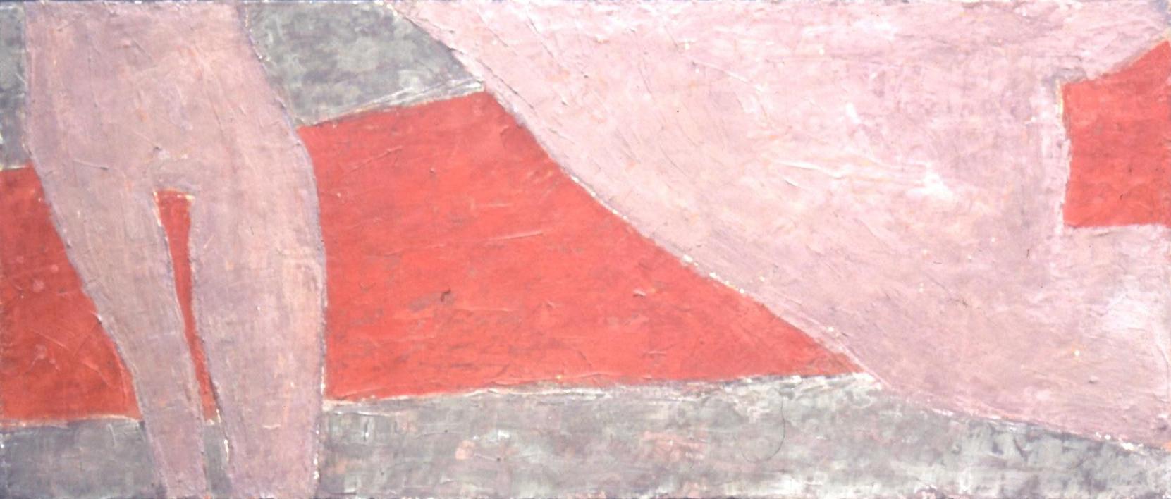 compositie 1959 rood
