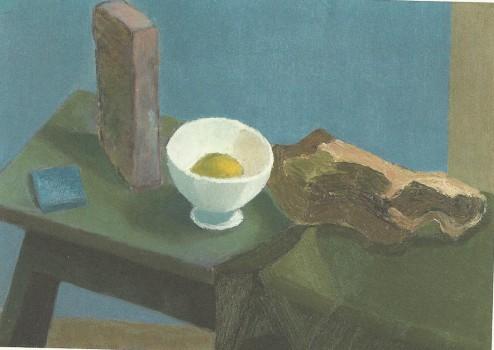 stilleven studie citroen
